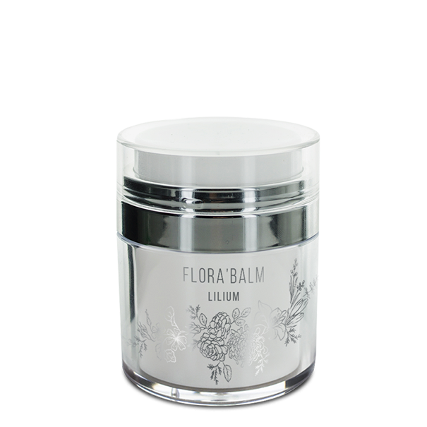White Lilly cleansing balm